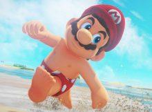 Mario Odyssey Direct